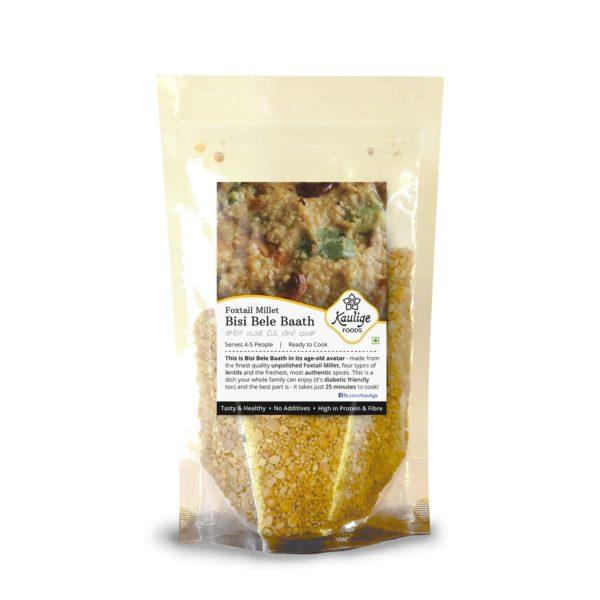 Foxtail Millet Bisi Bele Baath Mix