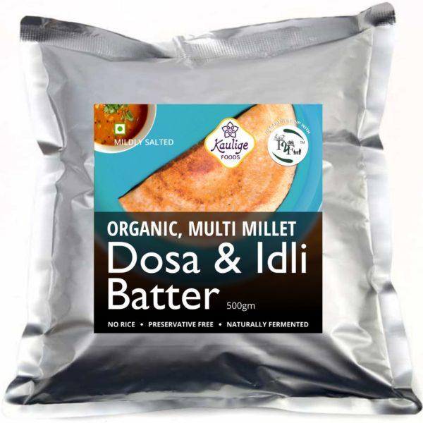 Multi Millet Batter