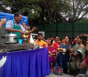Millet Cooking Workshop by Kaulige Foods